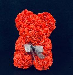 oso de flores