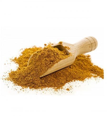 curry planta en maceta